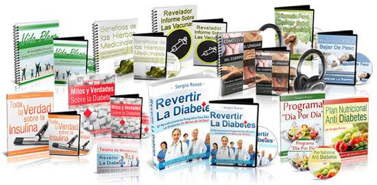 "Bonos Gratuitos ""Revertir la Diabetes"""
